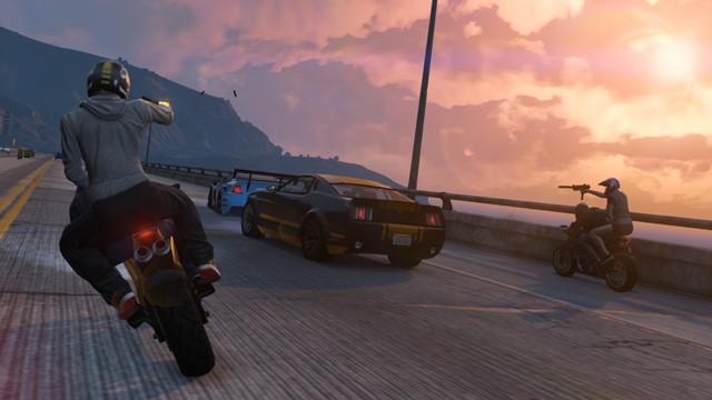 Grand Theft Auto V GTA 5 online nvod